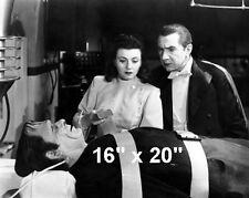 """Abbott & Costello~Frankenstein~Lugosi~Karloff~Poster~Photo~16"""" x  20"""""""