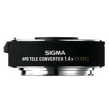 Sigma EX 1.4x Converter DG APO Lens For Canon EOS DSLR CAMERAS