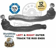 FOR ROVER 45 414 416 420  MGZS 1995--> LEFT & RIGHT SIDE OUTER TIE TRACK ROD END