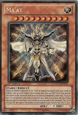 YU-GI-OH: MA'AT - SECRET RARE - PRC1-EN017 - 1st EDITION