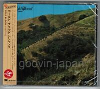 Sealed COLD BLOOD Sisyphus JAPAN CD WPCR-16371 2015 Limited issue w/OBI Free S&H