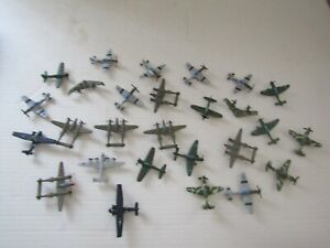 LOT TOY PLANES Micro Machines Military Galoob LGTI ARMY AIRPLANE AIRFORCE