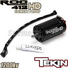 Tekin ROC412 HD Element Proof Sensored Brushless Crawler Motor, 1200KV TEKTT2634