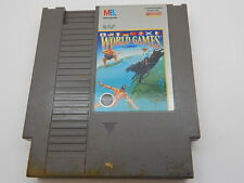 Nintendo NES World Games Game Cartridge, Works R13330