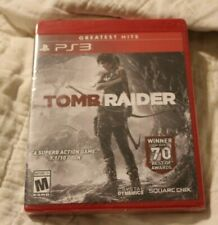 Tomb Raider Sony PlayStation 3 2013 Ps3 Greatest Hits
