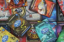 Lot of 5 39 Clues Rick Riordan Hardcover Books MIX