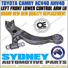 RIGHT Toyota Camry 40 Series ASV40 AHV40 2.4L Lower Control Arm with Bush RH