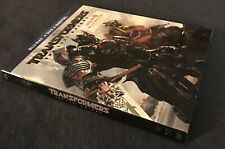 Transformers: The Last Knight Target Exclusive Artwork Blu-ray Slipcover Only