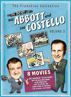 The Best of Abbott & Costello, Vol. 3 (A DVD