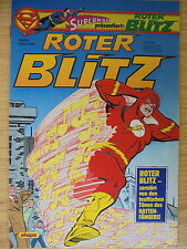 1 x fumetti: Rosso fulmine quaderno n. 8-agosto 1982