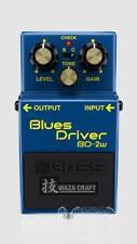 Boss BD-2W Waza Handwerk Blues Treiber: Neu Detroit Modular]
