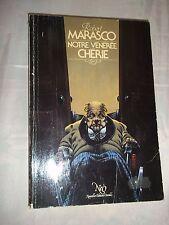 """NOTRE VENEREE CHERIE"" ROBERT MARASCO (1986) EDIT. NEO - no 163"