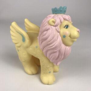 Vintage My Little Pony Moon Dreamers ROARY THE FLYIN LION Wings Hasbro 1986