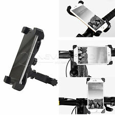 Adjustable 3.5''-6.5'' Support Moto Vélo Guidon Mount Pour Smart Phone iPhone
