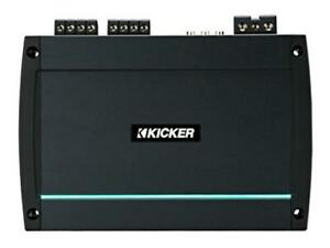 Kicker 44KXMA4004 400 Watt 4-Channel  Marine Full Range Amplifier/Amp KXMA