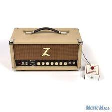 DR Z Maz Junior 18 Watt Guitar Amp Head w/Brake Lite USED