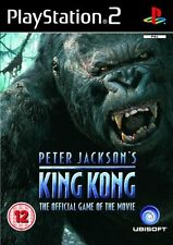 King Kong - Playstation 2 (PS2) - UK/PAL