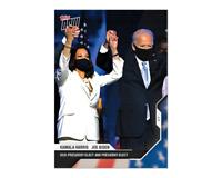 Kamala Harris / Joe Biden - 2020 USA Election Topps NOW Card 12 - President Vice