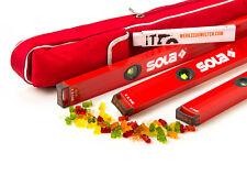 Sola Bigx 3er Set 40/80/120cm avec Poche / Étalon / Ours Gommeux