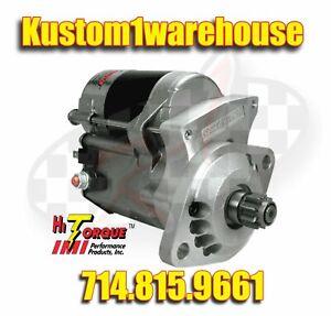 High performance Reduction Gear Imi101 High Torque Starter motor VW Volkswagen