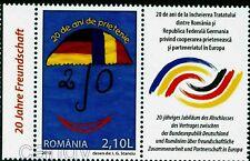2012 Umbrella,Regenschirm,Parasol,Paraguas,Parapluie,Romania-Germany,6653,TAB/R