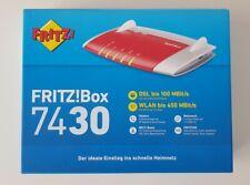 Fritzbox 7430 AVM Fritz!Box WLAN Router DSL VDSL