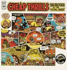 Janis Joplin - Cheap Thrills [New Vinyl LP]