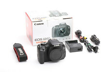 Canon EOS 600d Body + 27587 inneschi + molto bene (217208)
