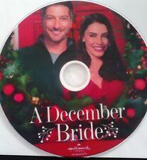 A December Bride,     DVD of Hallmark Movie, Disc Only, No Case