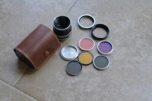 Switar 16mm F1.8 AR Lens for Bolex H16