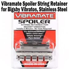 VIBRAMATE SPOILER String Retainer for Bigsby Stainless Steel SR-1 Tremolo N