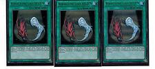 yugioh Duelist Saga - 3 X Vermächtnis eines Helden DUSA-DE019, Ultra Rare, Mint