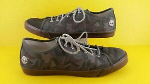 Timberland Earthkeepers Camouflage Glastenbury Oxford Shoes Mens Size 10.5 US