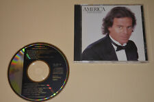 "Julio Iglesias - America / EPIC 1983 / Japan Version ""35·8P-14"" Variant 2 / Rar"