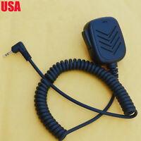 Cobra High Quality Hand Shoulder Mic for Speaker FRS GMRS 2 Way Radios -US STOCK