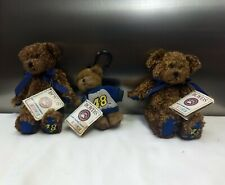 New ListingNascar Boyds Bears Plush Stuffed Animal #48 Jimmie Johnson 1988-2005 Lot of 3