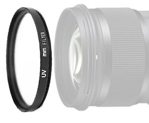 FILTRO UV ULTRAVIOLETTO ULTRA SLIM PRO ADATTO A Samsung NX 16mm F2.4 Pancake 43M