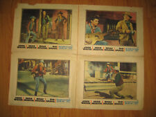 Rio Bravo, the classic 1959  Original 4 LCs Movie Poster