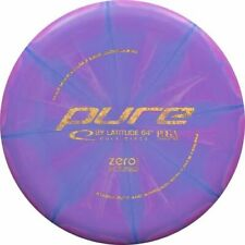 New Latitude 64 Disc Golf Zero Hard Burst Pure *Choose Weight/Color*