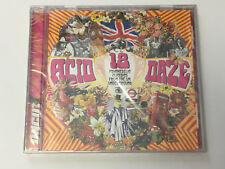 Uncut - Acid Daze - Status Quo, Nirvana, The Nice - Various (18 Track CD) NEW