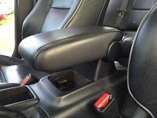 99-05 Lexus IS200 BLACK LEATHER CENTRE ARMREST / ARM REST COMPLETE KIT VGC