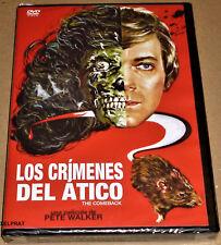 LOS CRIMENES DEL ATICO / THE COMEBACK - English Español - Precintada