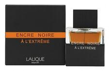 LALIQUE ENCRE NOIRE A L`EXTREME EAU DE PARFUM 100ML SPRAY - MEN'S FOR HIM. NEW
