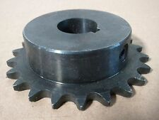 Roller Chain Sprocket,Finished Bore 40BS16H X 3//4