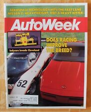 AutoWeek July 13 1987 Nissan 300ZX Turbo, Nigel Mansell wins French, Radford GTA