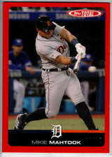 Mikie Mahtook 2019 Topps Total Red #729 /10