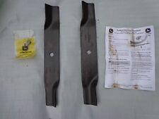 John Deere AM137324 blade kit LT166 LX288 GT235  F510 LX255 LX 288 M153118
