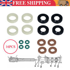 FITS FOR PEUGEOT CITROEN 1.6 HDI FORD FOCUS DIESEL INJECTOR SEALS WASHER KIT