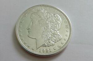 1 Dollar Morgan 1921 D Argent