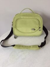 Travelon Green Toiletry Cosmetic Accessory Travel Bag